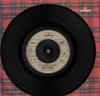 Rod Stewart - Oh No Not My Baby/Jodie (With Tartan Sleeve)